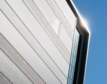 Veranneman open structure fabric for facade covering