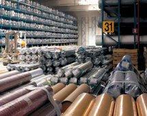 Sioen warehouse