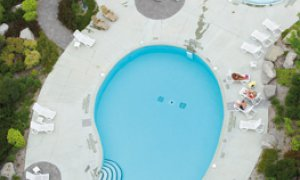 Veranneman open structure technical textiles for reinforcing pool liners