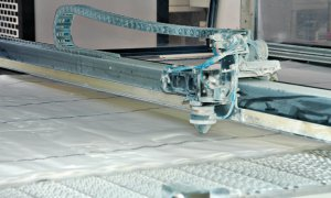 Coatex lasercutting