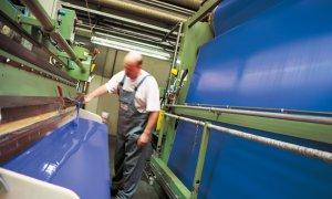 Sioen Industries coating