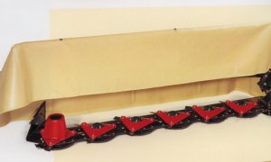 Veranneman heavy duty PVC-coated polyester scrims