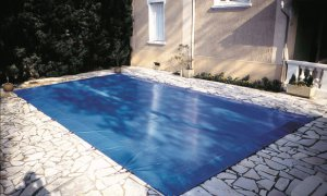 Veranneman polyester scrims for swimming pool covers